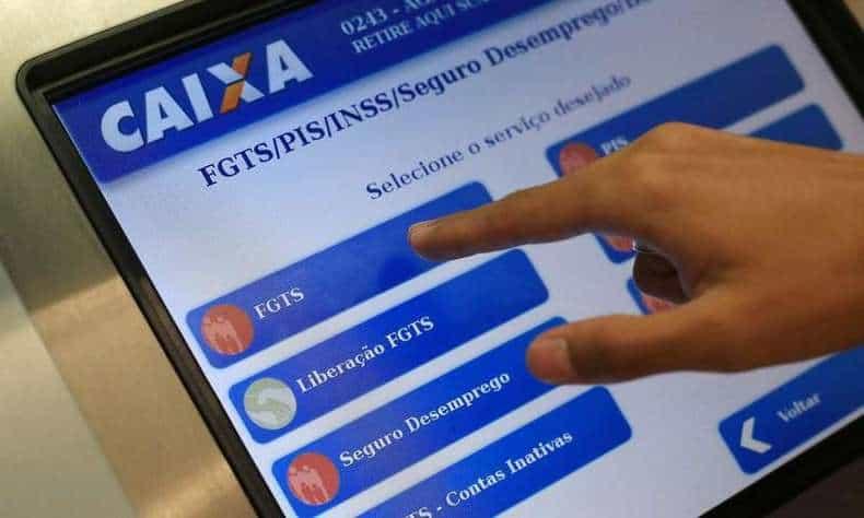 Agências da Caixa estendem horário de atendimento para saque de R$ 500 do FGTS