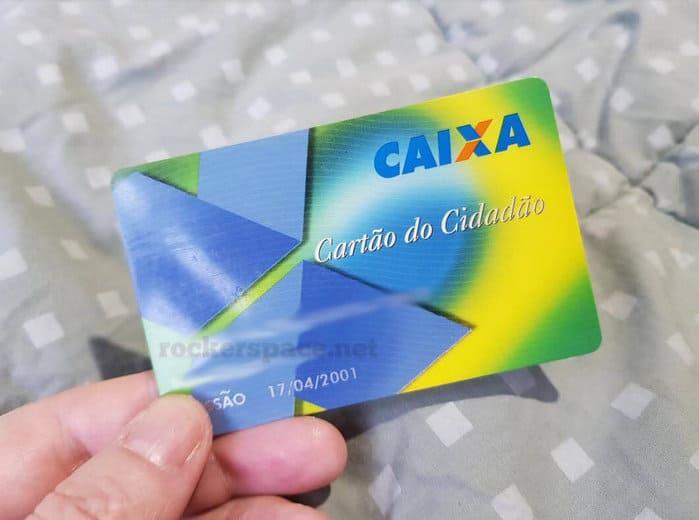 Cartão Cidadão possibilita acesso aos benefícios trabalhistas; veja como emitir