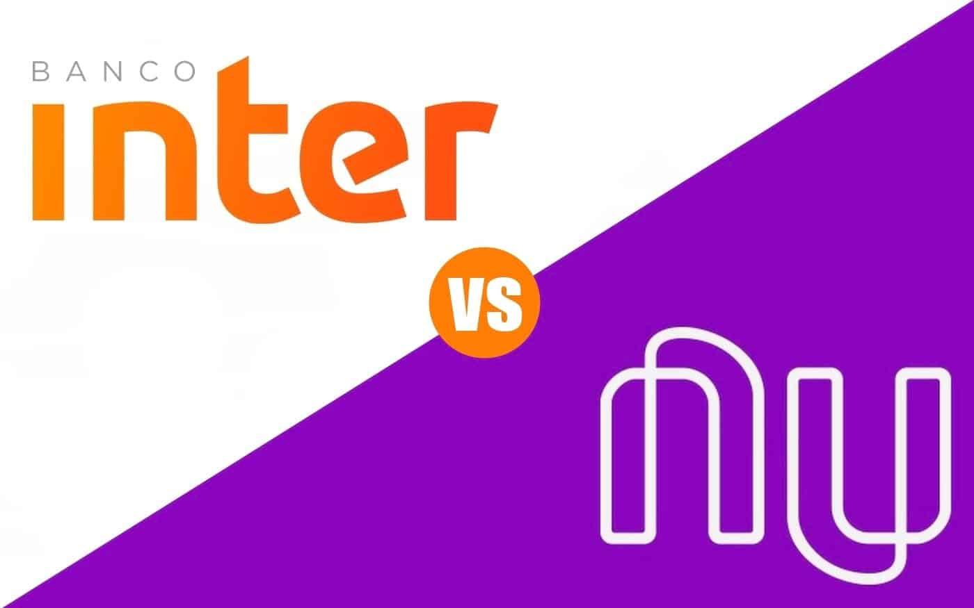 Nubank ou Inter? Qual fintech oferece o melhor aplicativo aos usuários