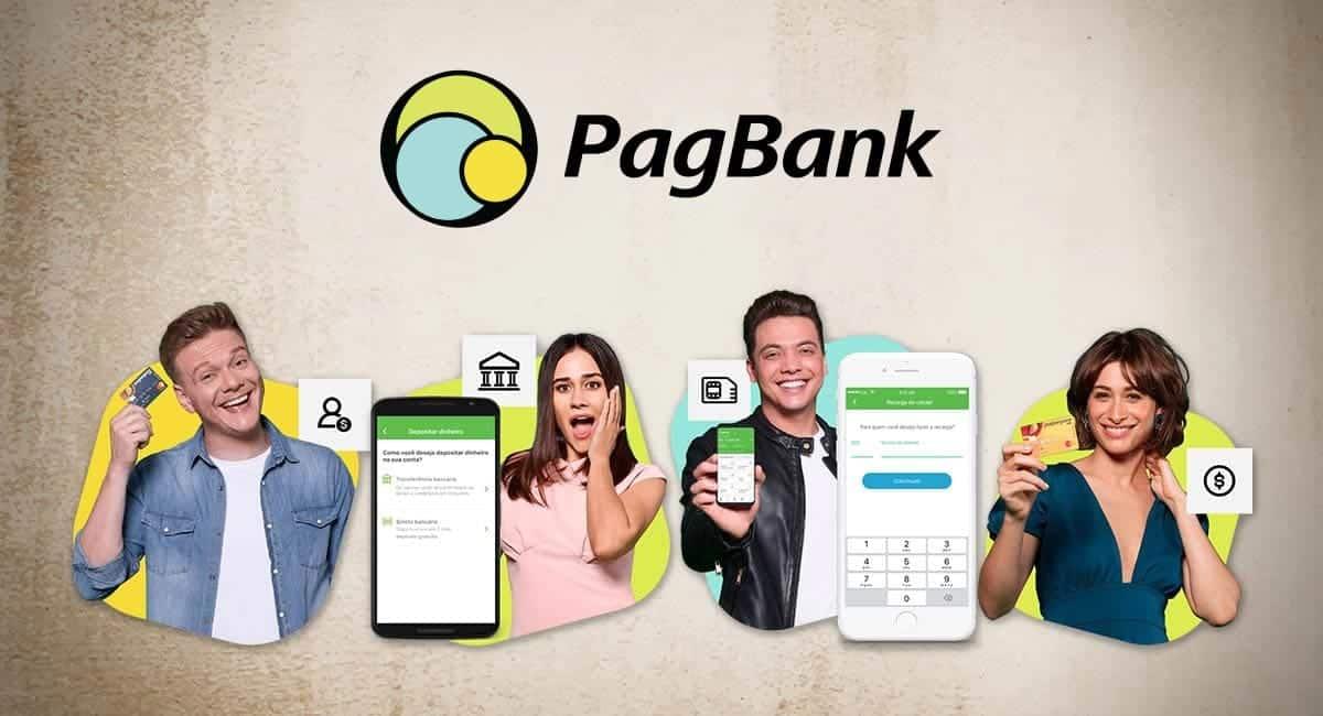 PagBank faz parceria inédita e devolve R$50 para os clientes