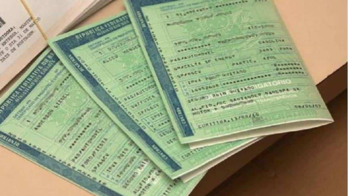 Com cancelamento do DPVAT governo não sabe quem pagará por impressão de documentos