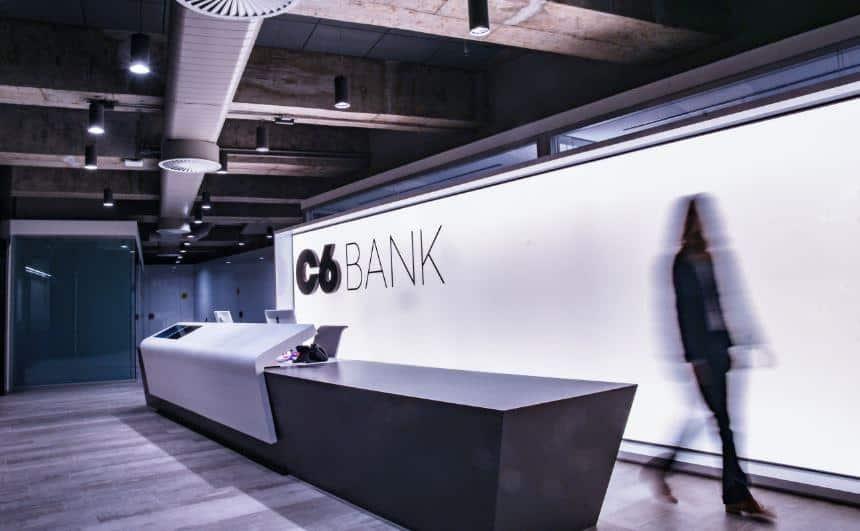 C6 Bank anuncia lançamento de loja virtual integrada ao seu APP