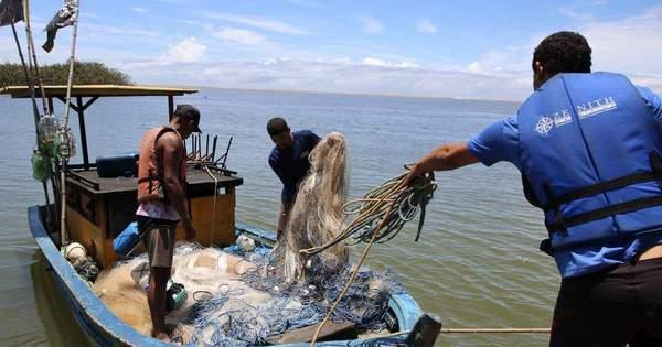 Taxa do seguro desemprego inclui benefício pago aos pescadores
