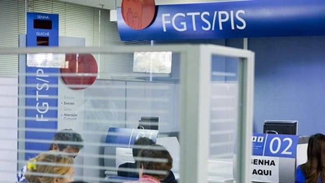 Saque do FGTS: 41% dos beneficiados recebeu até R$100