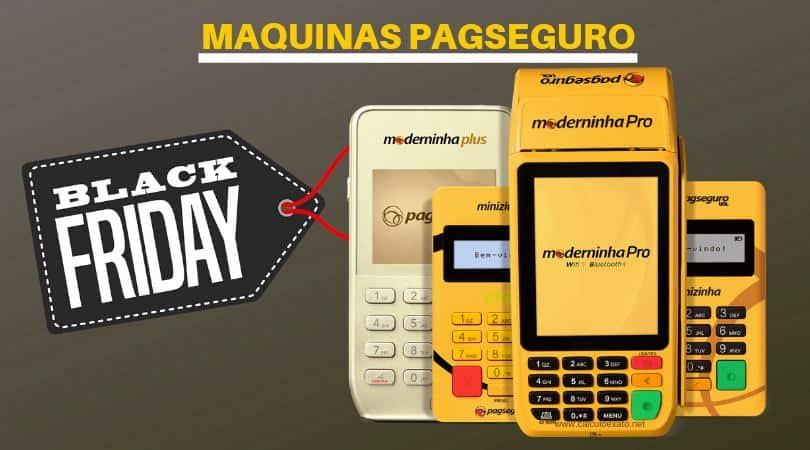 Black Friday no PagSeguro: empresa lança descontos para adesão de maquininhas