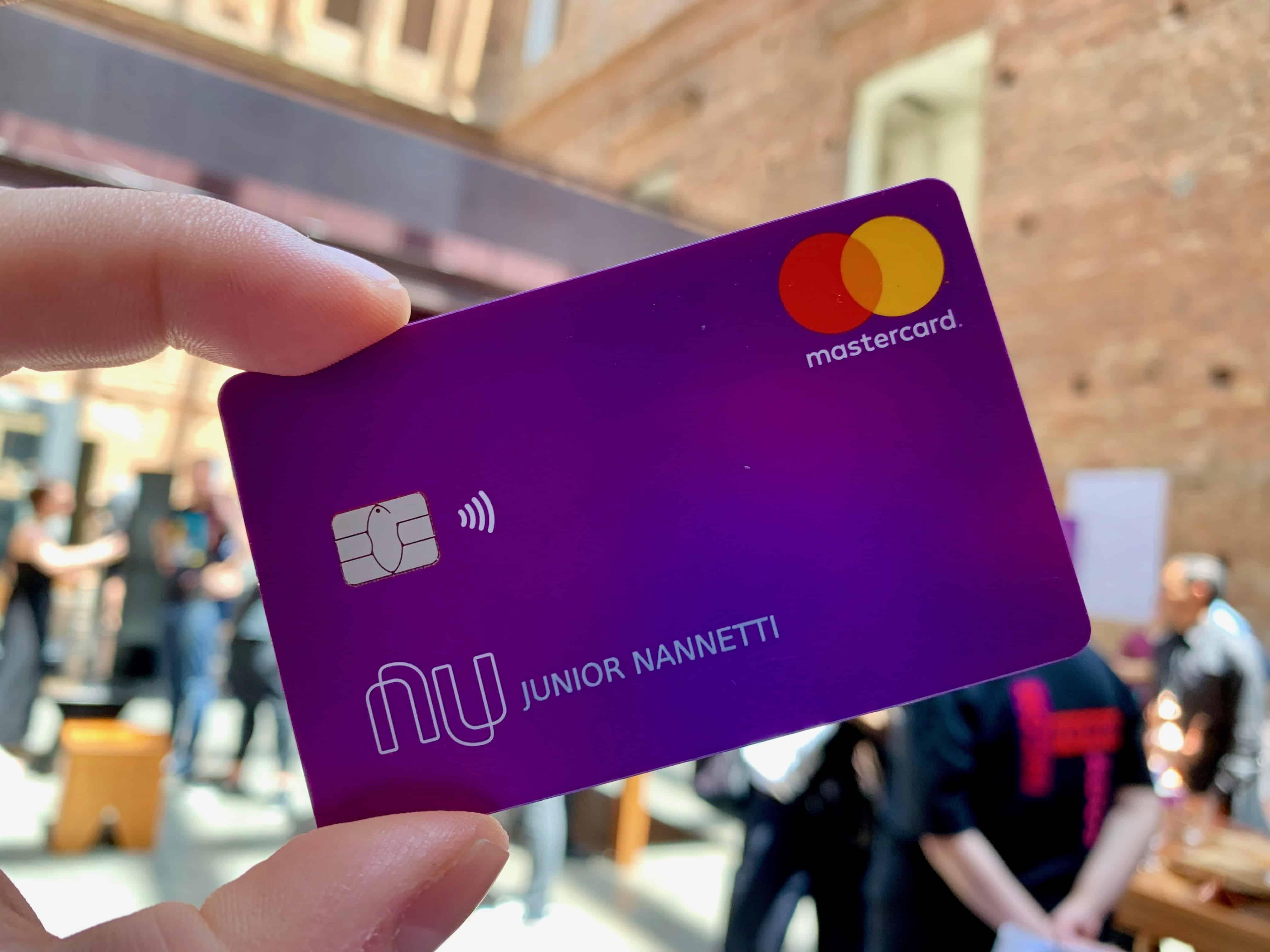 Antecipação de parcelas do cartão de crédito Nubank garantiram R$20 mi de economia aos clientes