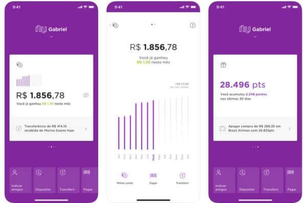 Aplicativo Nubank: como abrir a conta digital?