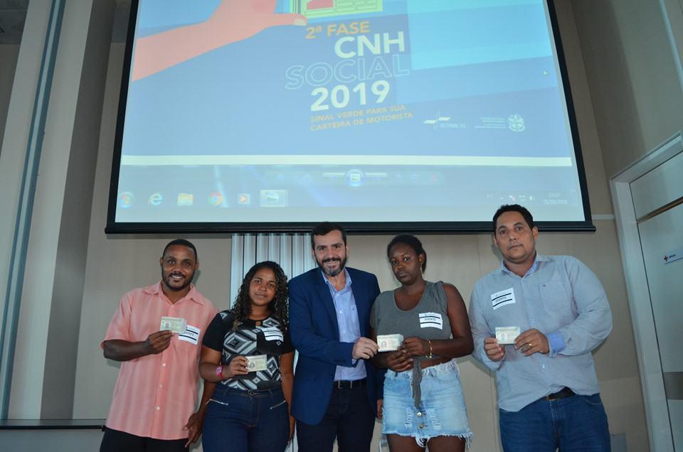 CNH Social: Detran do ES oferece cursos de especialização para participantes do programa