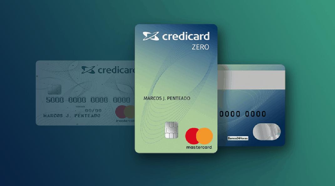 Cartão Credicard não cobra anuidade e tem uso internacional