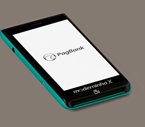 Moderninha X: a nova maquininha do PagSeguro