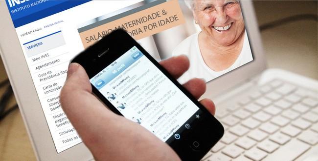 INSS permite consulta virtual ao tempo de contribuição