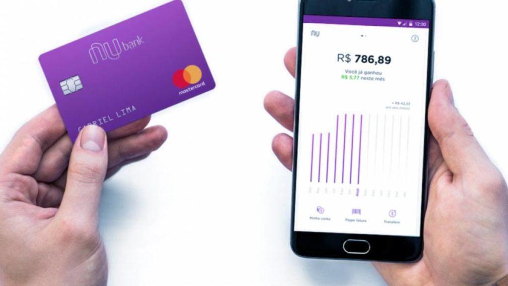 IRPF 2020 na NuConta: saiba como receber a restituição na sua conta digital (Divulgação/Nubank)