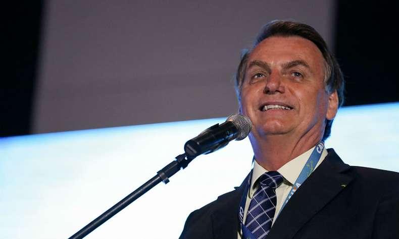 Bolsonaro fala em diminuição da taxa Selic para 4,5%