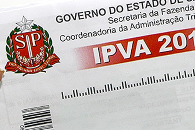 IPVA São Paulo 2020: imposto já pode ser consultado