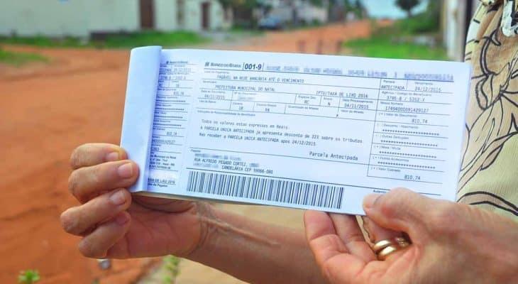 IPTU Natal tem gratificações para bom pagadores