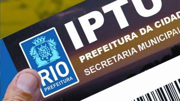 IPTU Rio de Janeiro 2020 começa a ser entregue pela Prefeitura