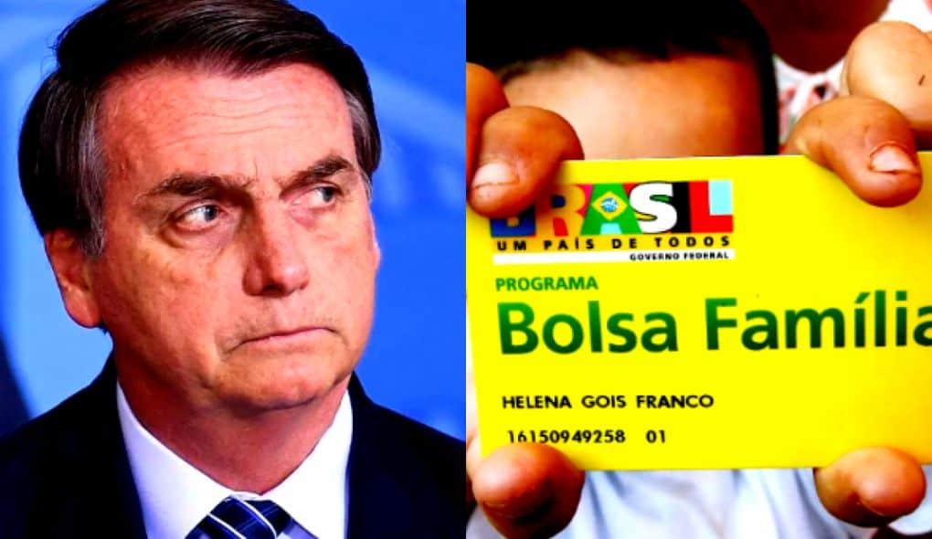 Bolsa Família diminuí número de beneficiados em 1° ano do governo Bolsonaro (Reprodução/Google Imagens)