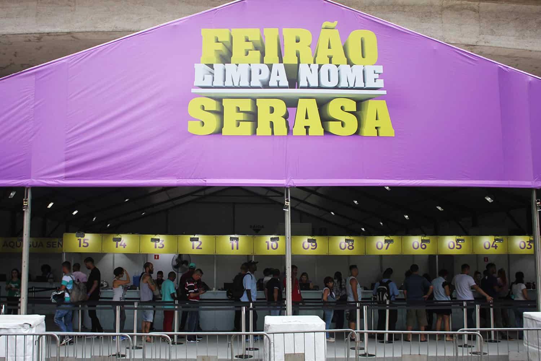 Feirão Limpa Nome da Serasa começou! Descontos chegam a 98%