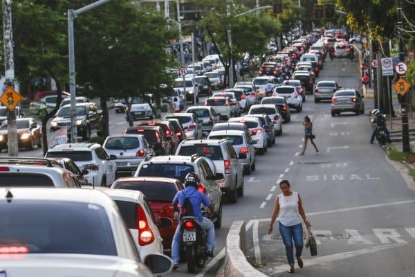 Débitos do IPVA do Ceará serão cobrados sem juros e multa