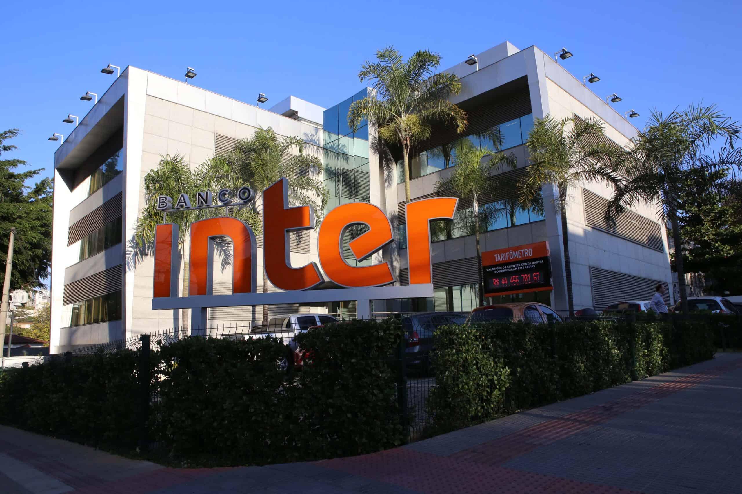 Banco Inter divulga bons resultados sobre cadastros de clientes