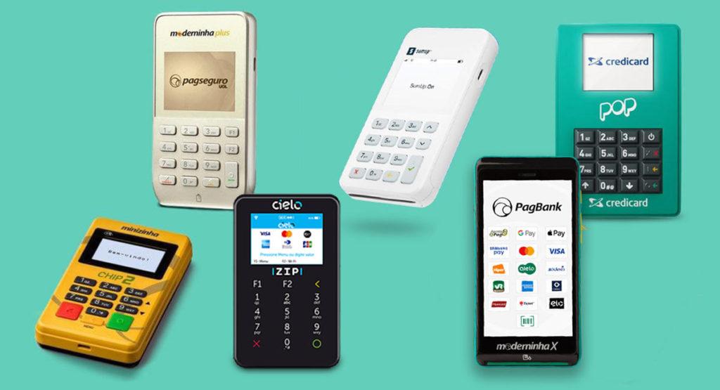 Maquininhas de cartão para micro empresas: conheça opções
