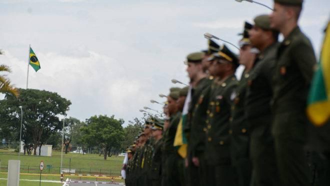 Vagas abertas no Exército: concurso vai selecionar 1,1 mil sargentos (Reprodução/Internet)