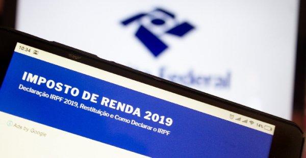 Restituição do Imposto de Renda será paga essa semana