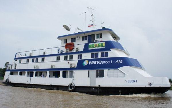 PREVBarco do INSS aumenta cobertura no Amazonas
