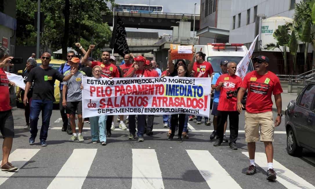13° salários dos servidores do Rio é desbloqueado