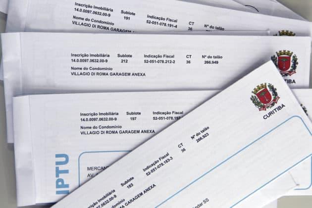 IPTU Curitiba 2020: veja como conseguir desconto no pagamento
