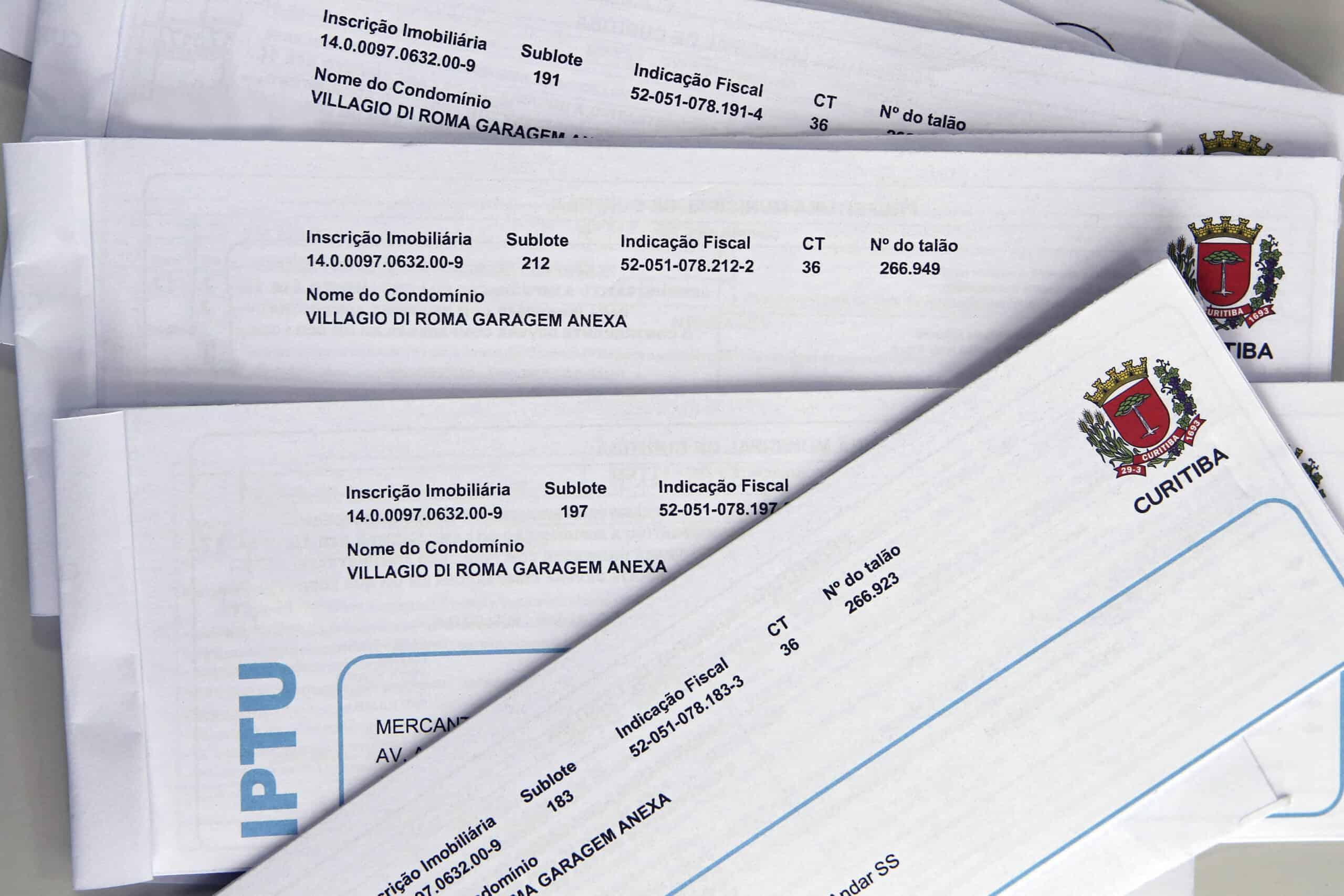 IPTU Curitiba 2020: prefeitura estende prazo para pagamento da 1ª parcela
