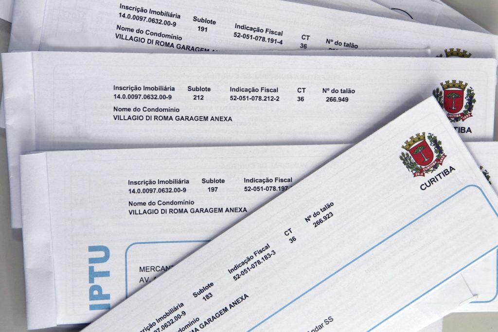 IPTU Curitiba 2020: moradores reclamam de atraso nos boletos; veja como emitir on-line (Divulgação/Prefeitura de Curitiba)
