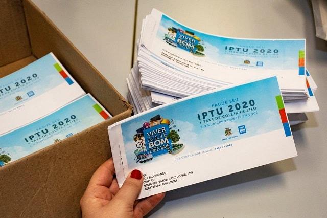 IPTU Santa Cruz 2020: projeto beneficia contribuintes que pensam no meio ambiente
