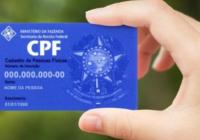 Saiba AQUI como pedir CPF gratuito e online