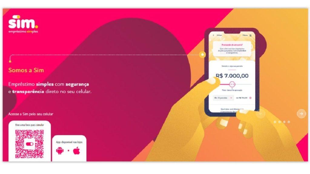 Santander lança plataforma de empréstimo rápido e aprovação simples