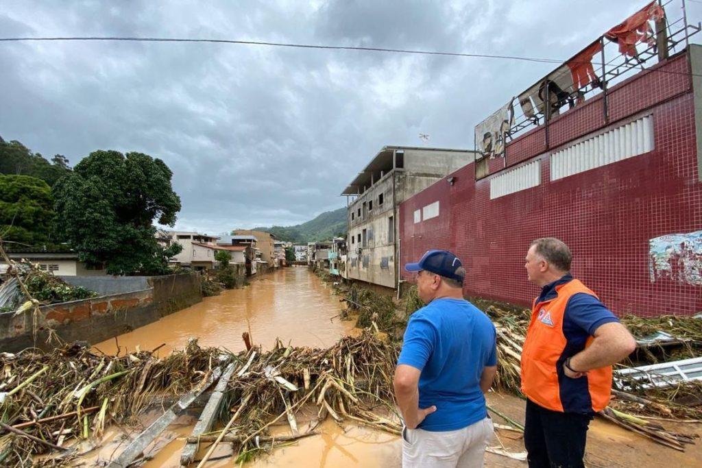Governo antecipa FGTS e Bolsa Família para vítimas das chuvas em MG e ES; veja como receber