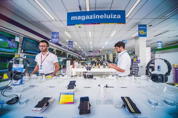 Vagas de emprego no Magazine Luiza: inscrições são online