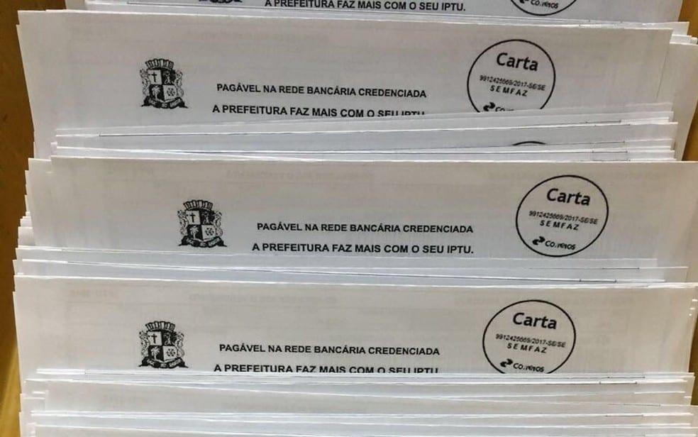 IPTU Aracaju 2020: cota única termina nesta quarta-feira; veja outras formas