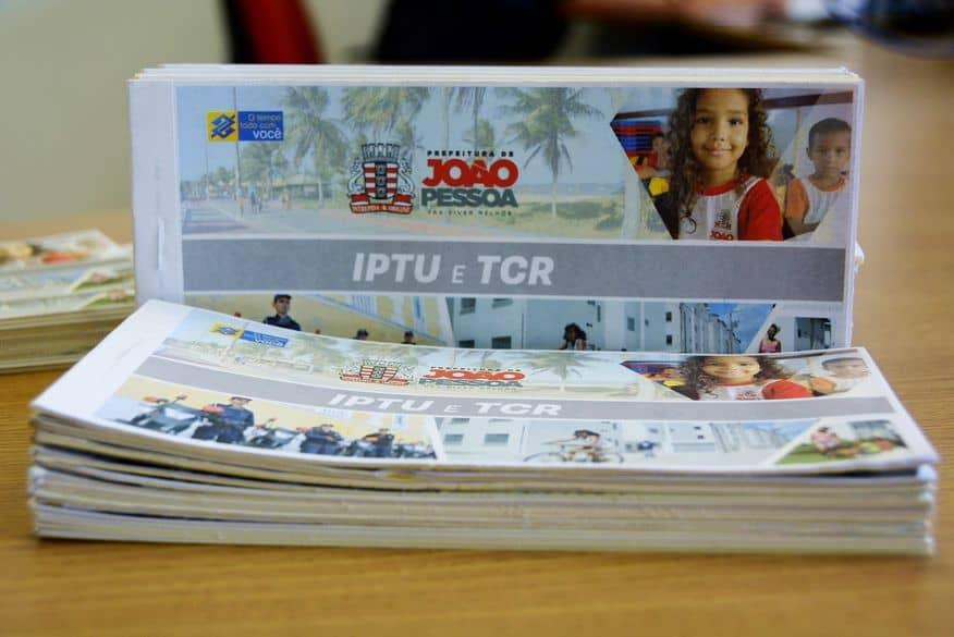 IPTU João Pessoa 2020: prefeitura divulga calendário para pagamento
