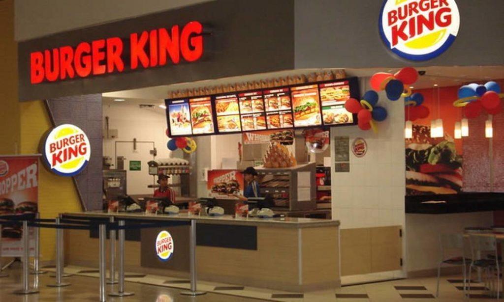 Vagas abertas no Burguer King: inscrições para todo o Brasil