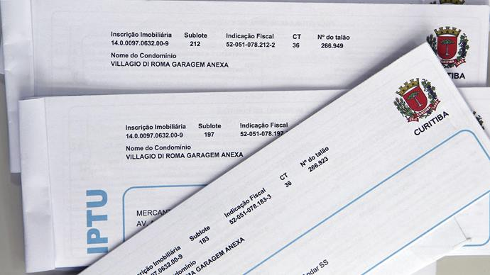 IPTU Curitiba 2020 finaliza nesta segunda-feira pagamento com desconto