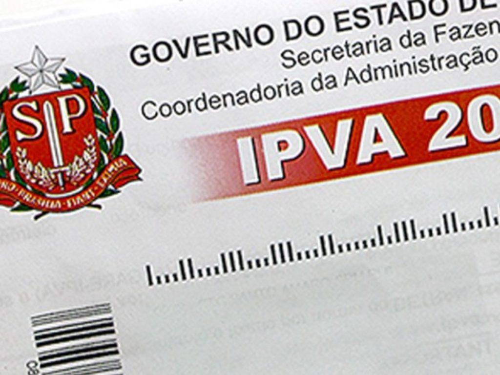 IPVA 2020 SP volta a ser cobrado com a segunda parcela; veja as datas