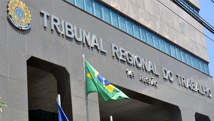 Vagas abertas para estágio no TRT em 18 cidades do Acre e Rondônia