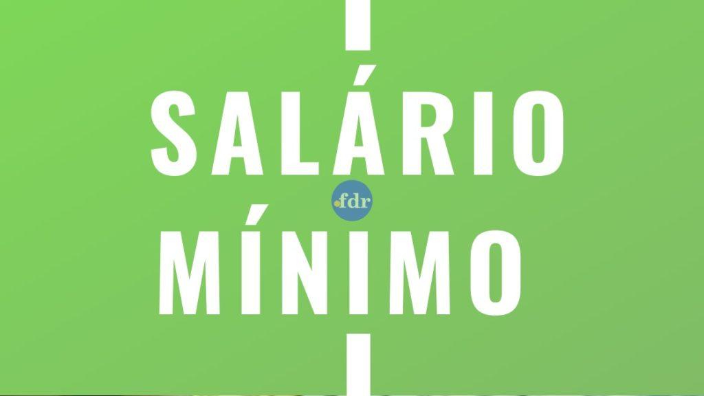 Salário mínimo ideal deveria ser 4,8 vezes maior que o vigente, afirma Dieese