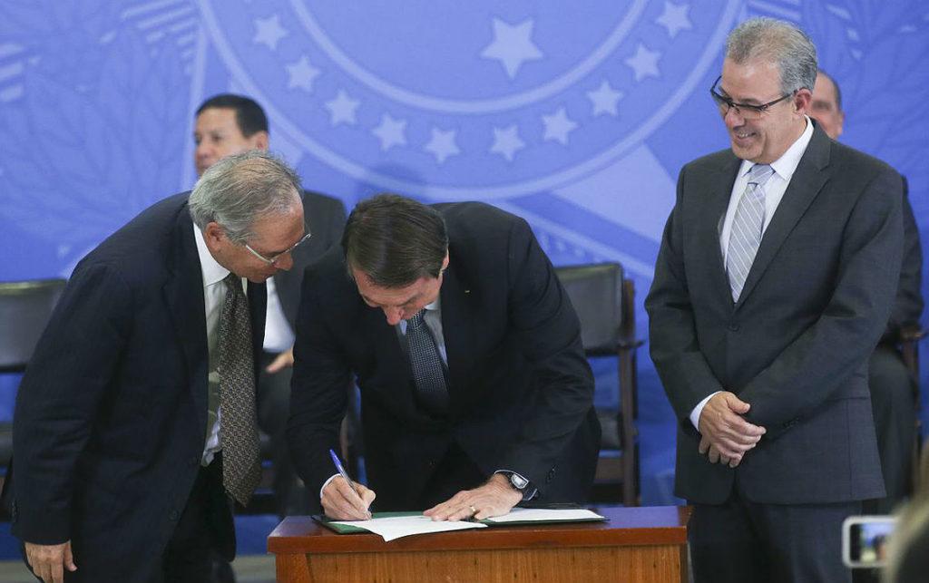 Bolsonaro confirma liberação de R$60 bilhões para ajudar estados (Reprodução/Internet)