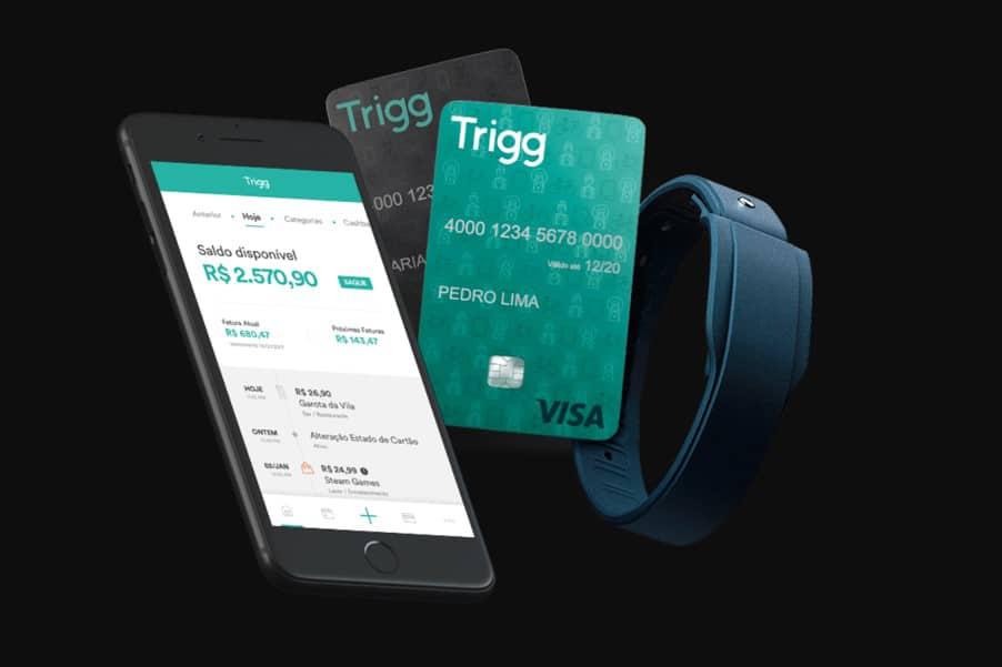 Cartão de crédito Trigg Visa: Conheça o cartão e veja como solicitar/fazer o SEU!
