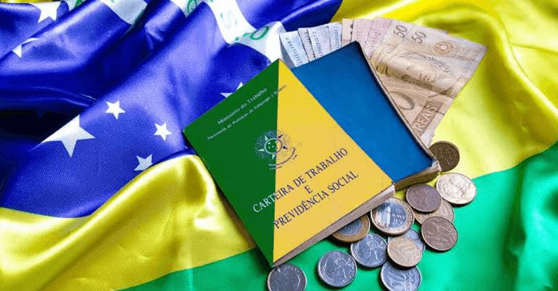 Carteira Verde e Amarela pode voltar em novo projeto do governo (Reprodução/Internet)