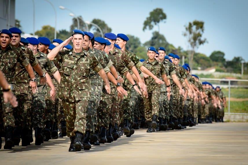 INSS já decidiu quais militares serão contratados na força tarefa; acesse a lista! (Imagem: Reprodução - Google)