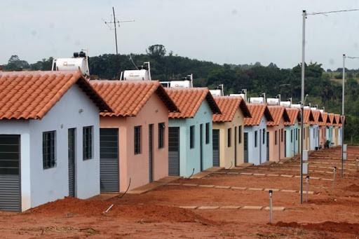 Entrega dos imóveis do Minha Casa Minha Vida em Uberaba estão atrasadas há 7 anos (Imagem: Reprodução - Google)