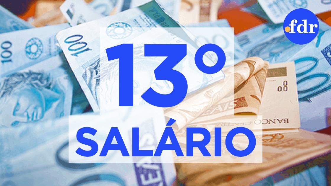 Valor total do 13° dos aposentados do INSS é adiantado para o 1° semestre (Arte/FDR)